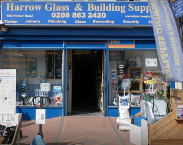 Main photo for Harrow Glass & Building Supplies