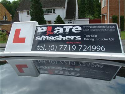 Main photo for Plate Smashers School Of Motoring