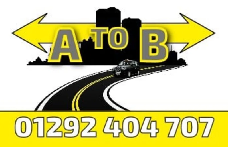 Main photo for A To B Taxis Ayr