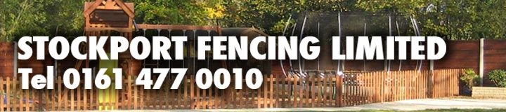 Main photo for Stockport Fencing Ltd