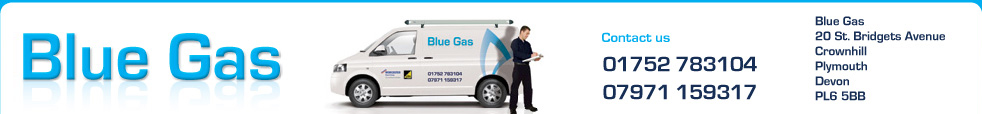 Main photo for Blue Gas