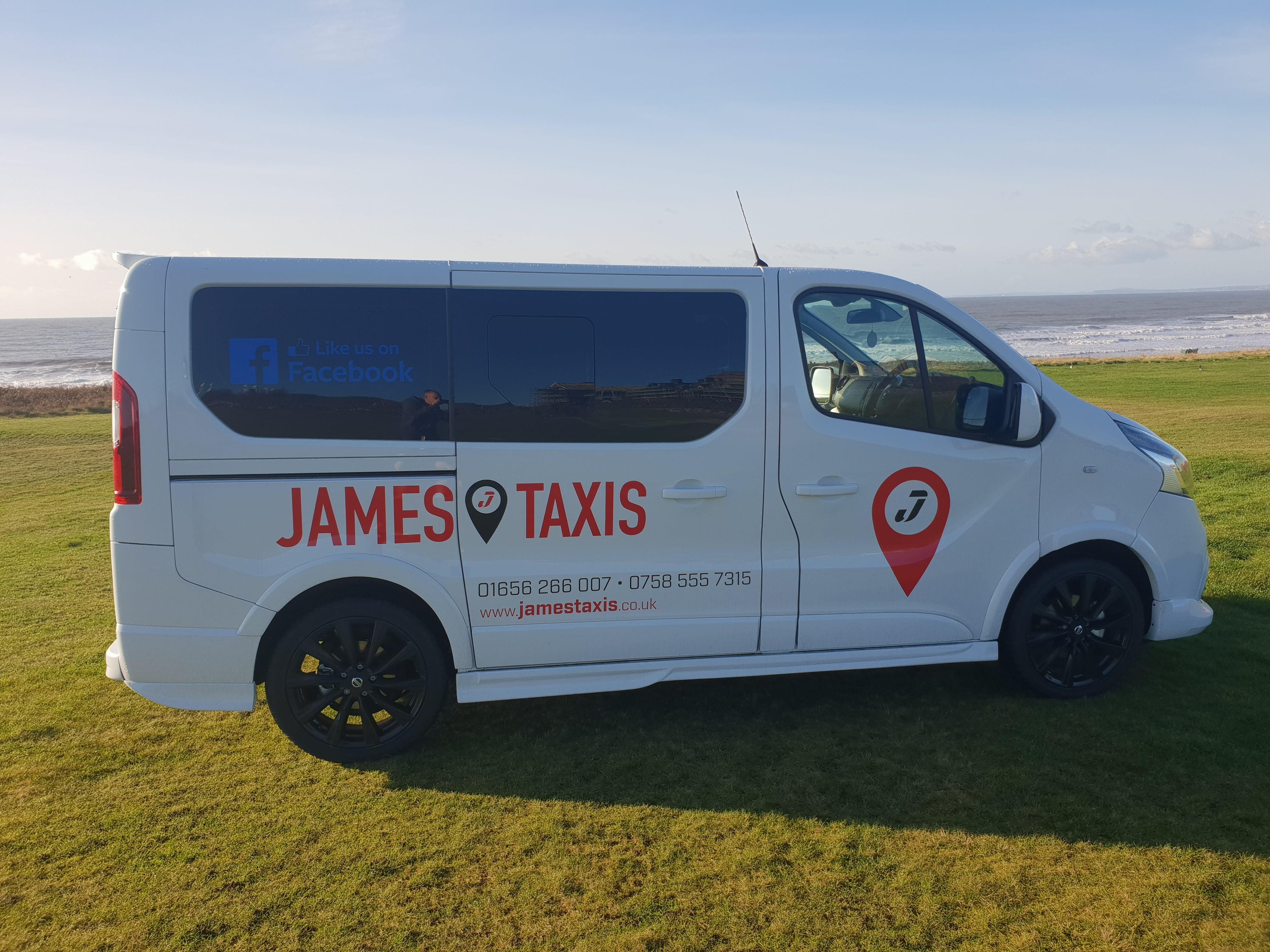 Main photo for James Taxis & Minibuses