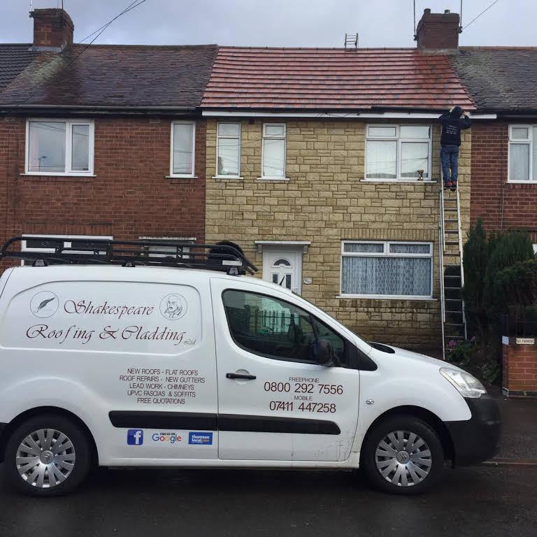 Main photo for Shakespeare Roofing & Cladding Ltd