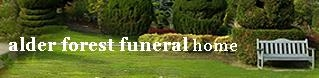 Main photo for Alder Forest Funeral Home