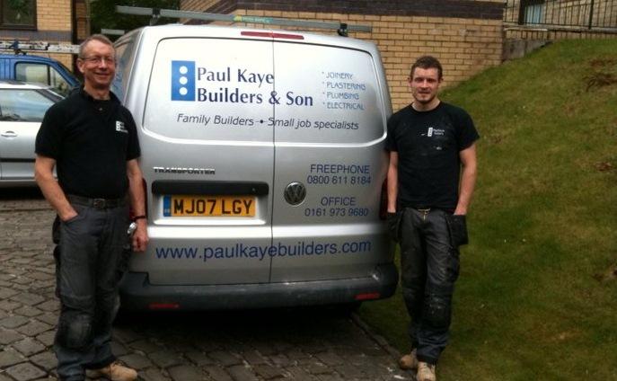 Main photo for Paul Kaye Builders