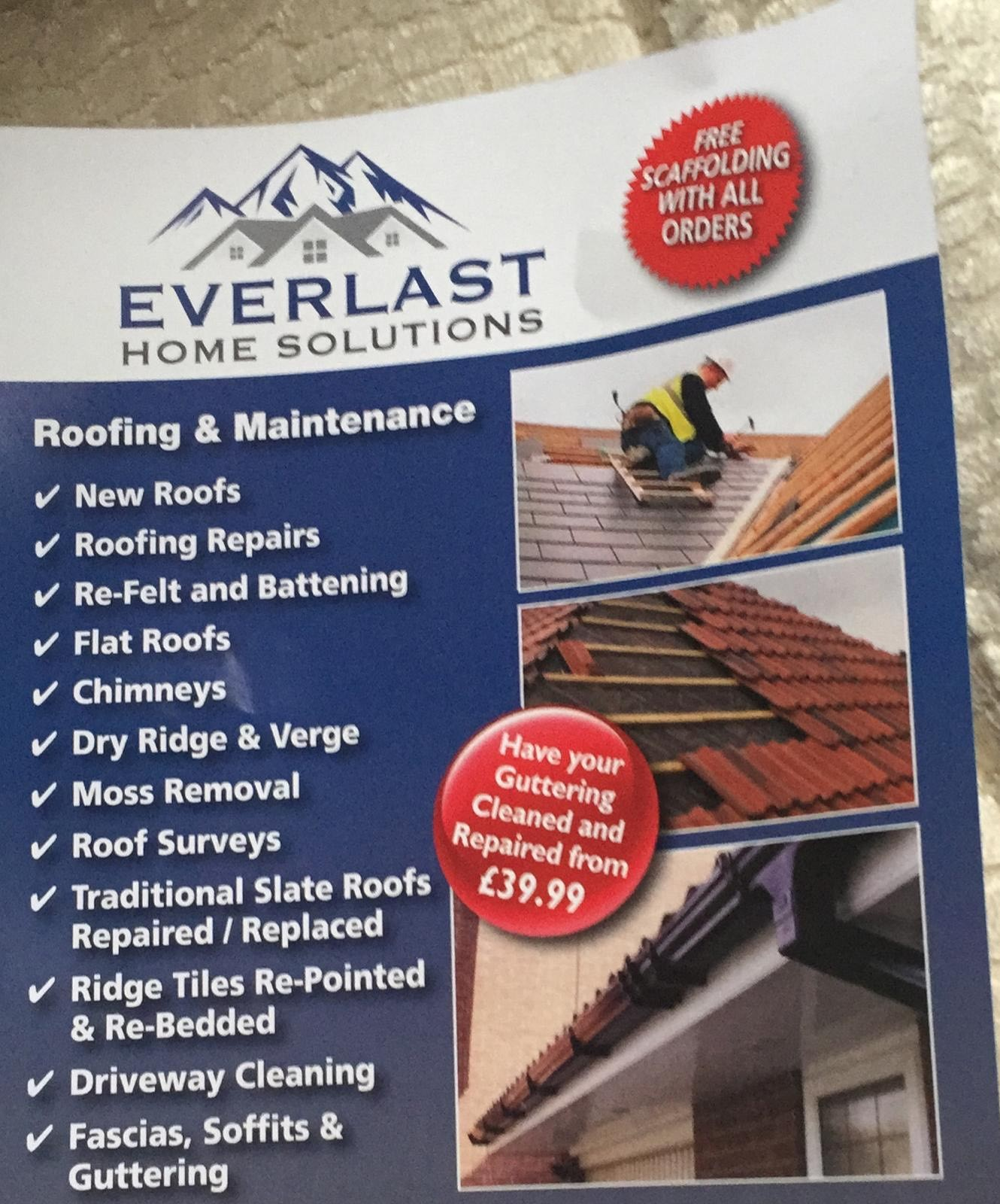 Main photo for Everlast Home Solutions