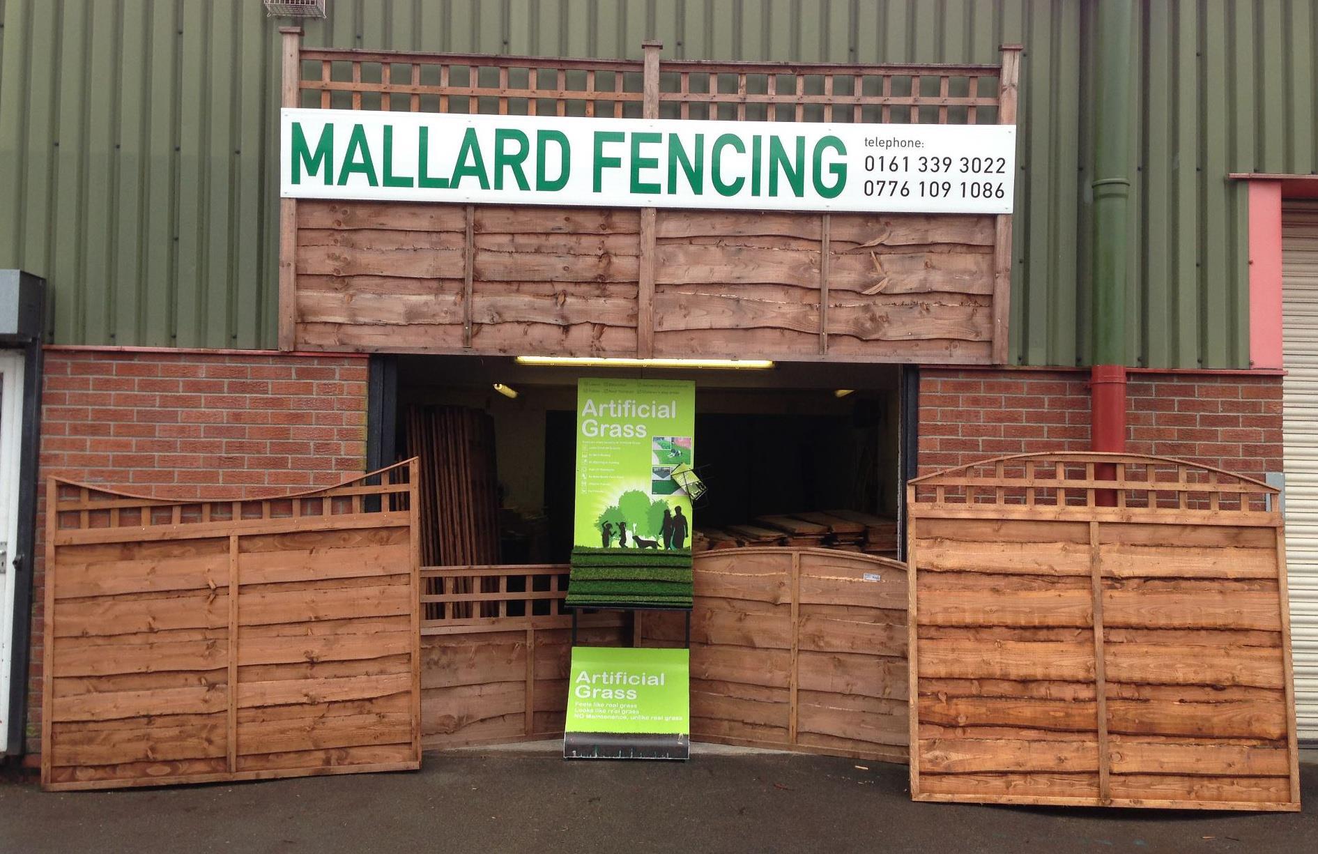 Mallard Roofline Ltd Fencing 0161 3393022 Hyde