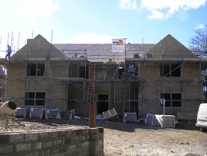 Main photo for M S Roofing & Building