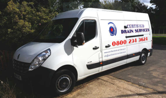 Main photo for Certified Drain Services