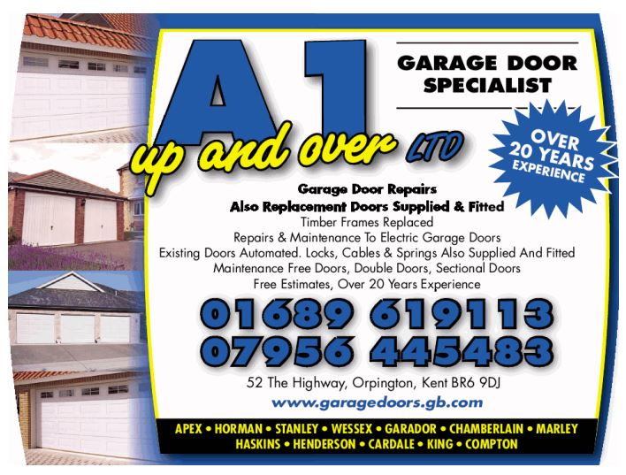 Main photo for A1 Up & Over Garage Doors
