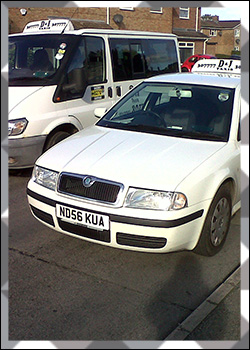 Main photo for Aycliffe D & I Taxis