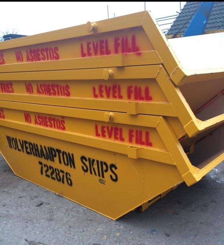 Main photo for Wolverhampton Skip Hire Ltd