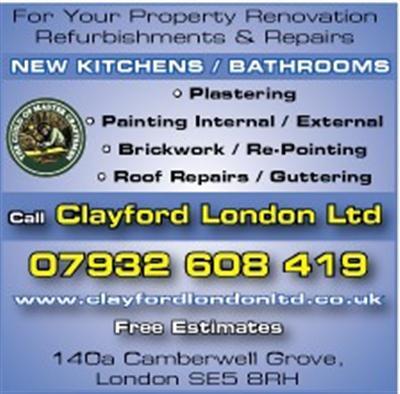 Main photo for Clayford London Ltd