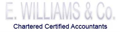 Main photo for E Williams & Co Chartered Certified Accountant