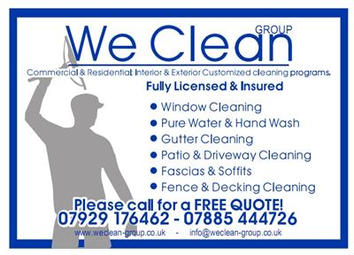 we clean conservatory cleaning 07929 176462 st leonards on sea thomson local