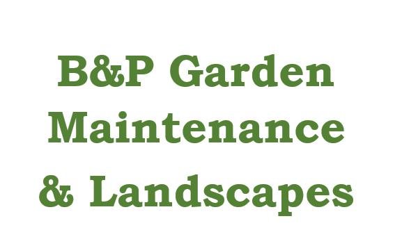 Main photo for B & P Garden Maintenance & Landscapes