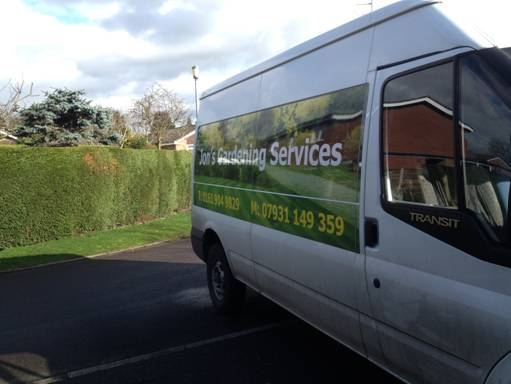 Main photo for Jon's Gardening Services