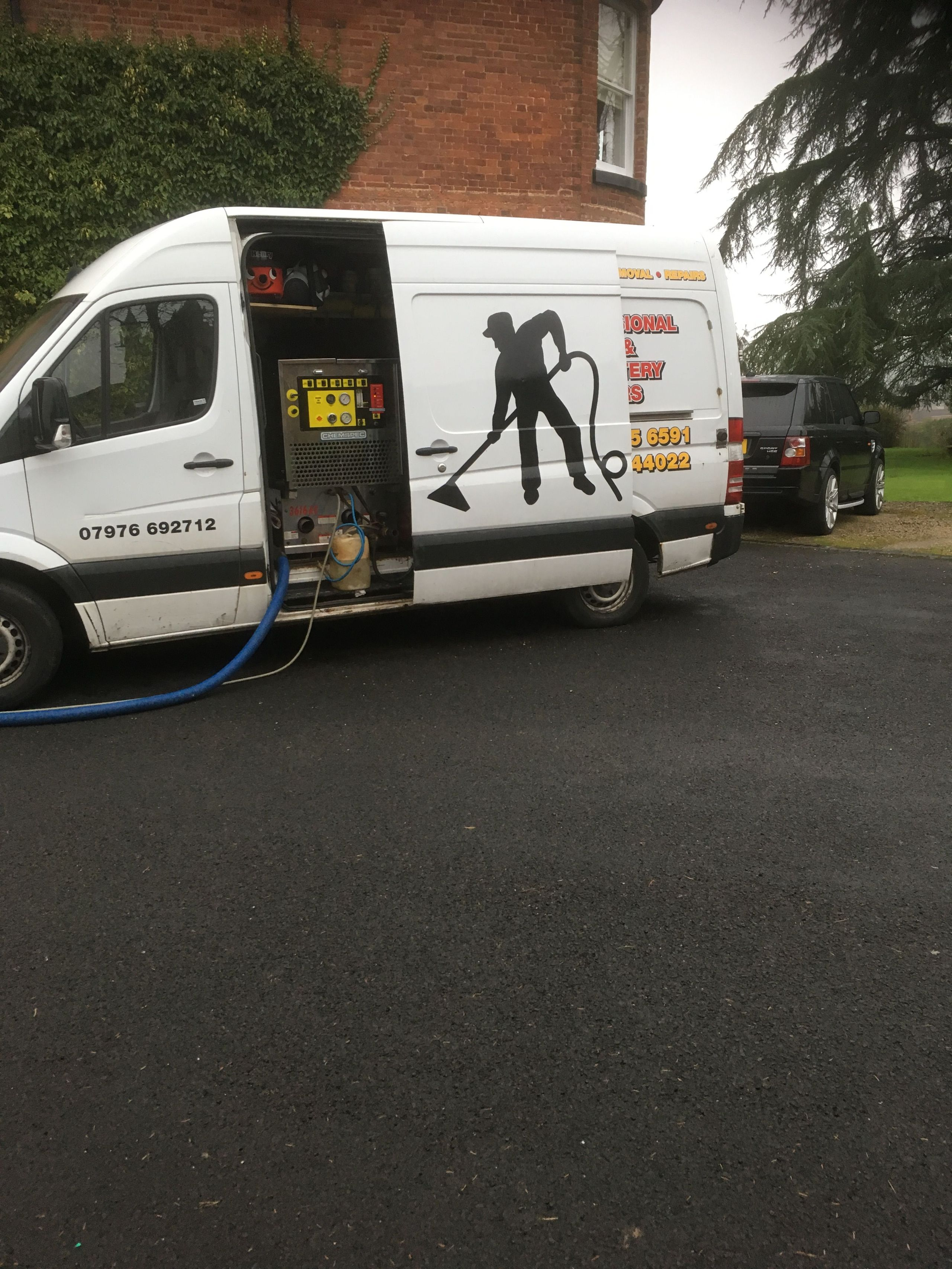 Main photo for PROFESSIONAL CARPET & UPHOLSTERY CLEANERS