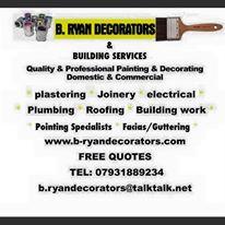 Main photo for A1 B. Ryan Decorators & Building Services