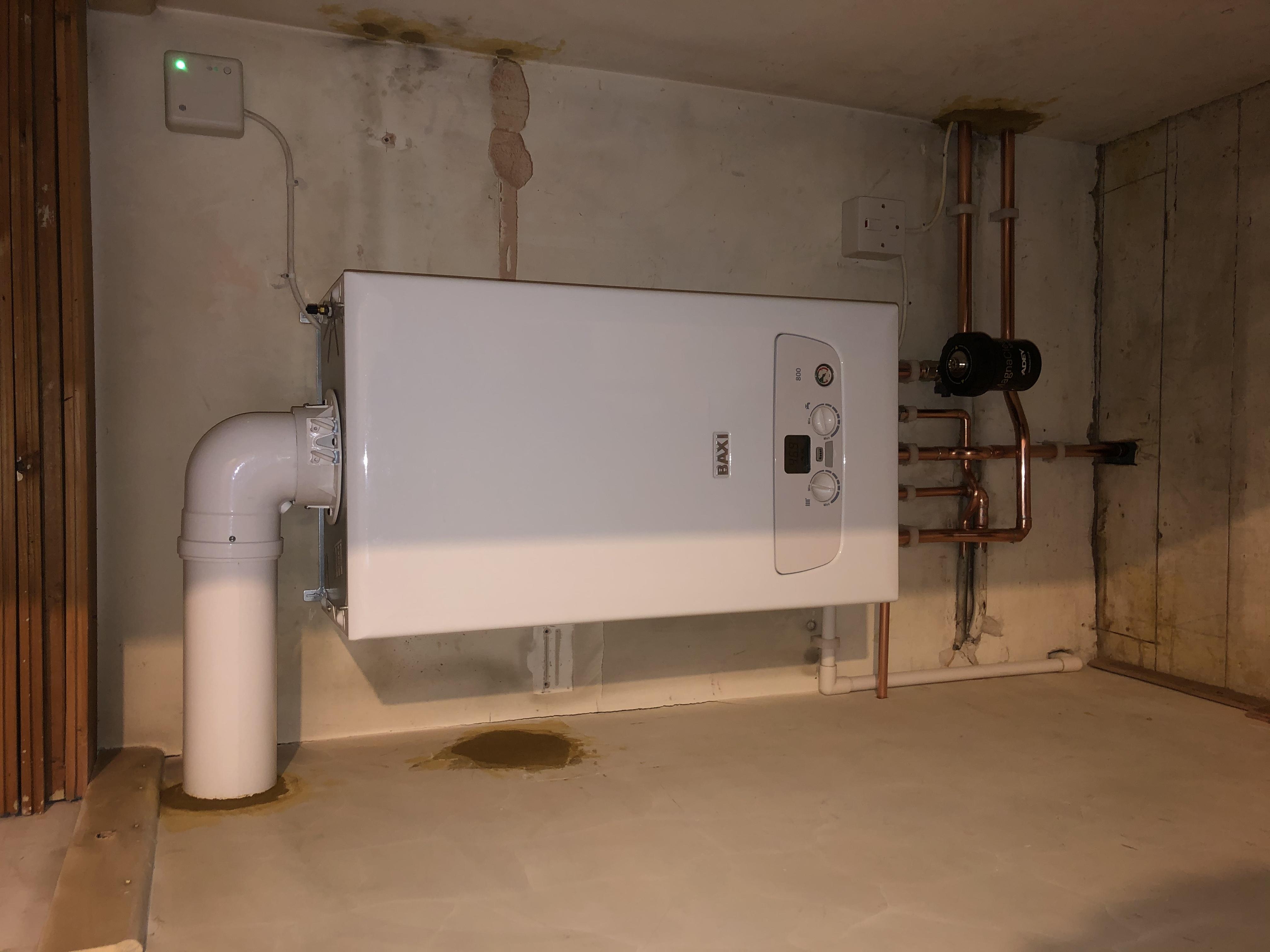 Main photo for MP Plumbing & Heating