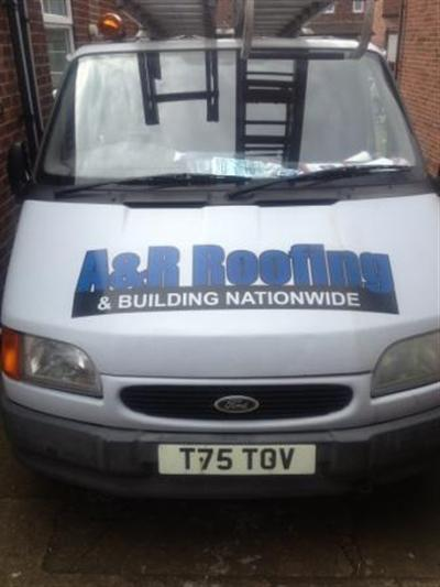 Main photo for A & R Roofing