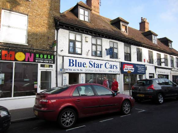 Main photo for Blue Star Cars