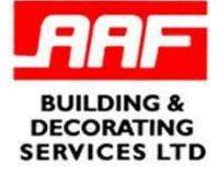 Main photo for AAF Building & Decorating Services Ltd