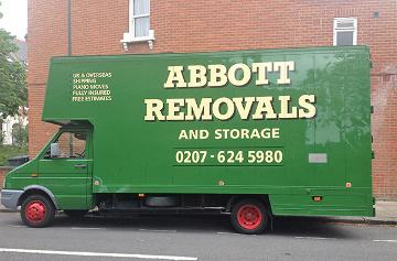 Main photo for Abbott Removals & Storage Ltd