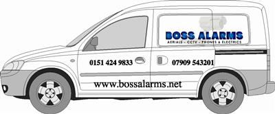 Main photo for Boss Alarms CCTV & Electrics