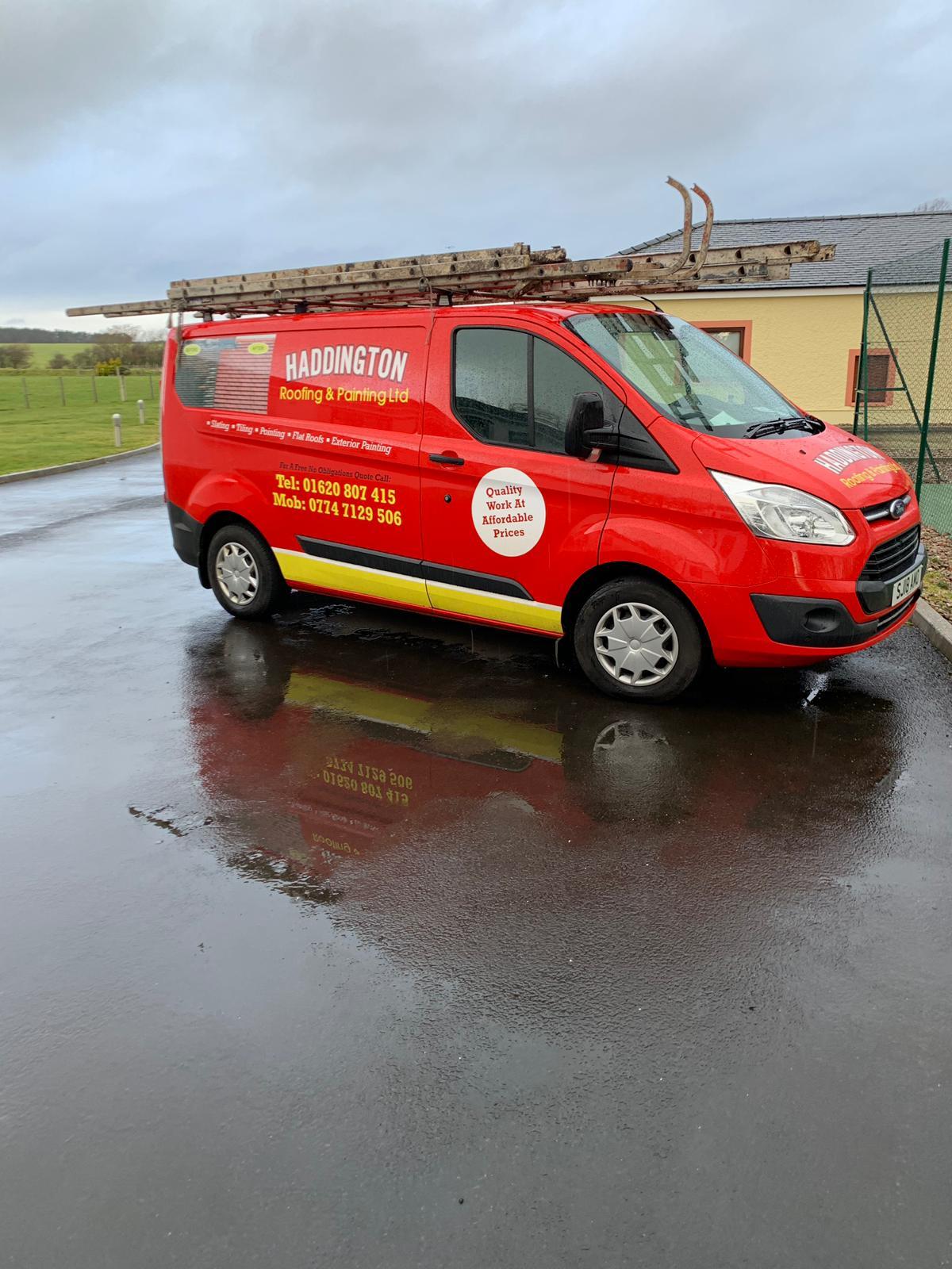Main photo for Haddington Roofing & Painting Ltd