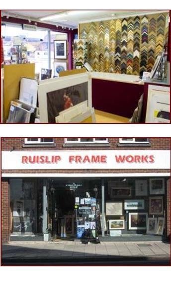 Main photo for Ruislip Frame Works Ltd