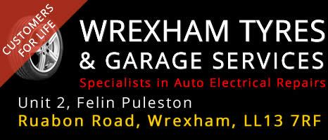 Main photo for Wrexham MOT Centre