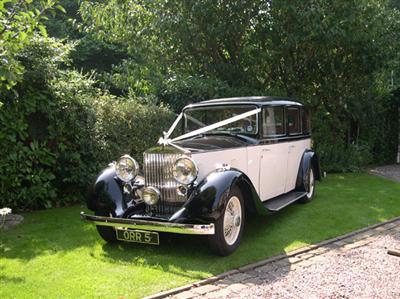 Main photo for Macclesfield Wedding Cars