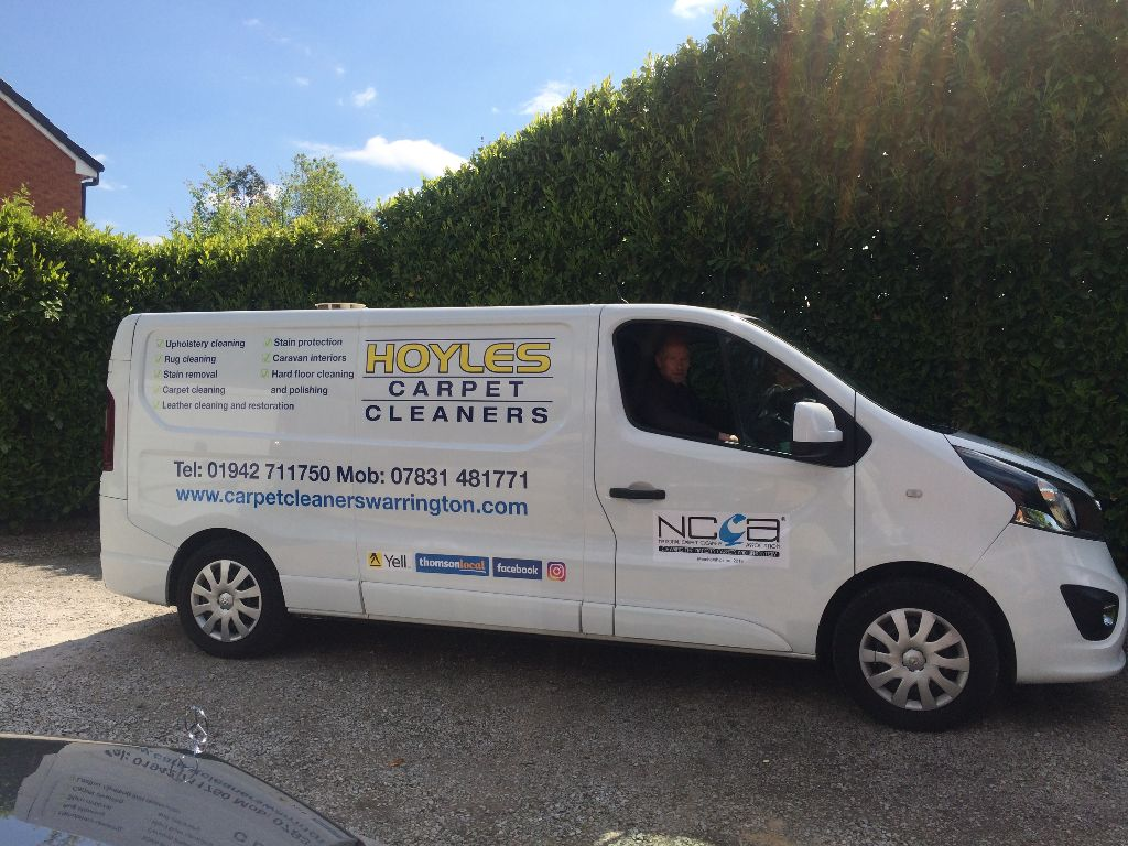 Main photo for Hoyles Carpet & Upholstery Cleaners