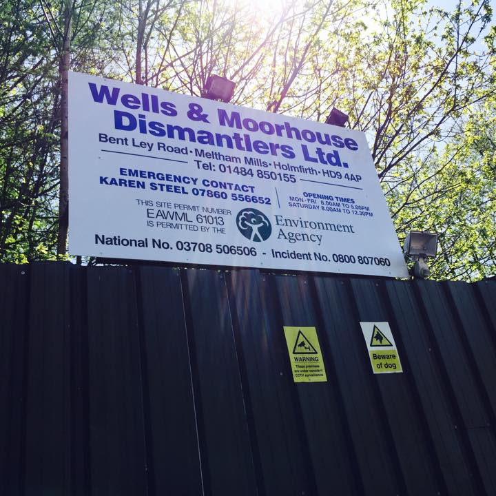 Main photo for Wells And Moorhouse Dismantlers Ltd