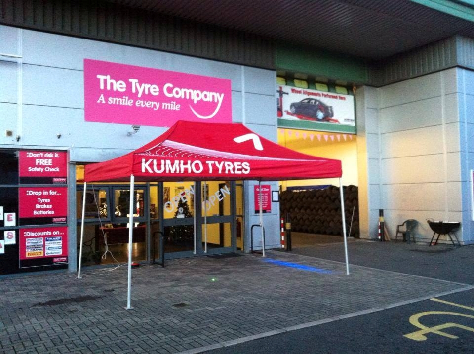 Main photo for The Tyre Company