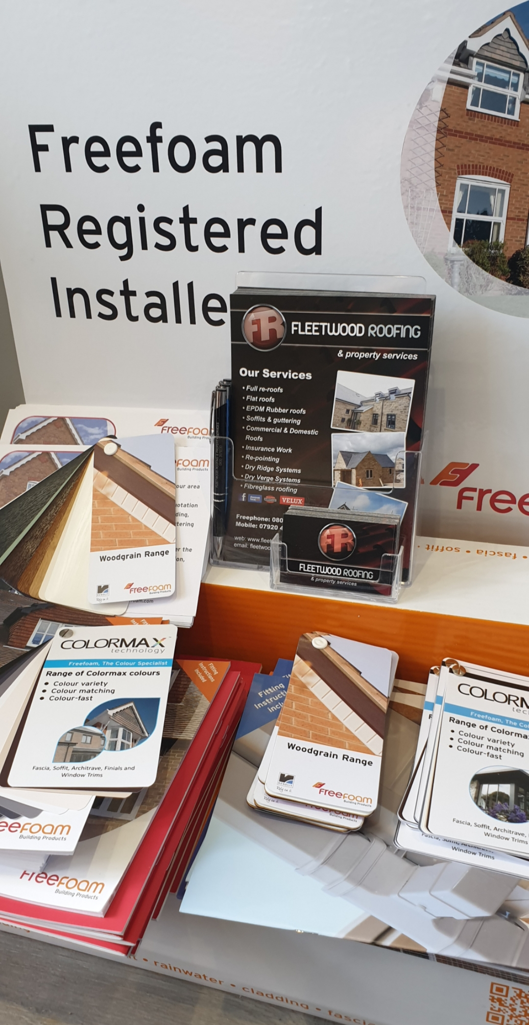 Main photo for Fleetwood Roofing & Property Services