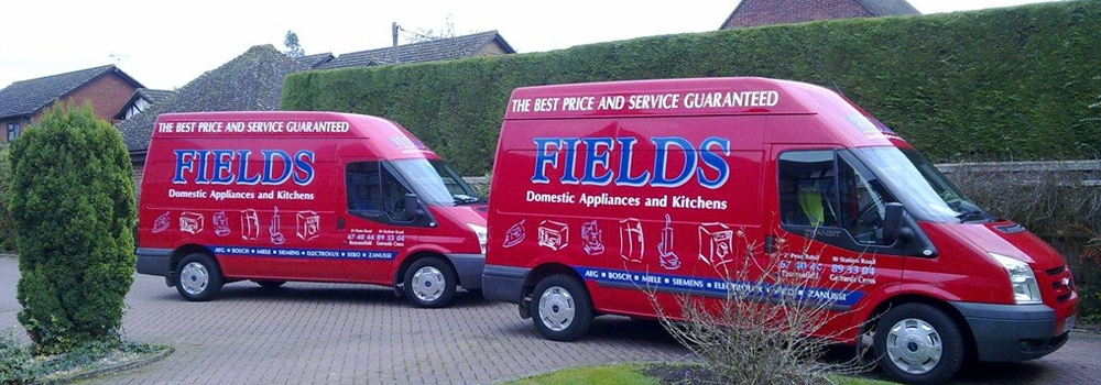Main photo for Fields Domestic Appliances & Kitchens