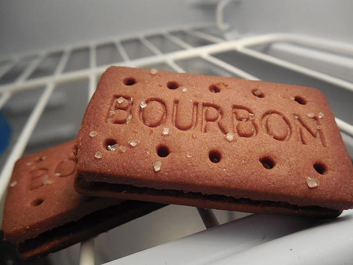 Bourbon biscuits are one of Britain's best biscuits