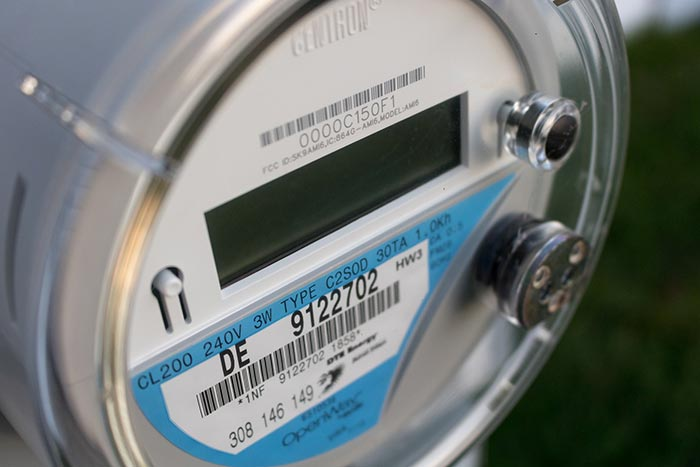 Check your meters to save on business energy bills