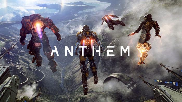 Anthem game 2018