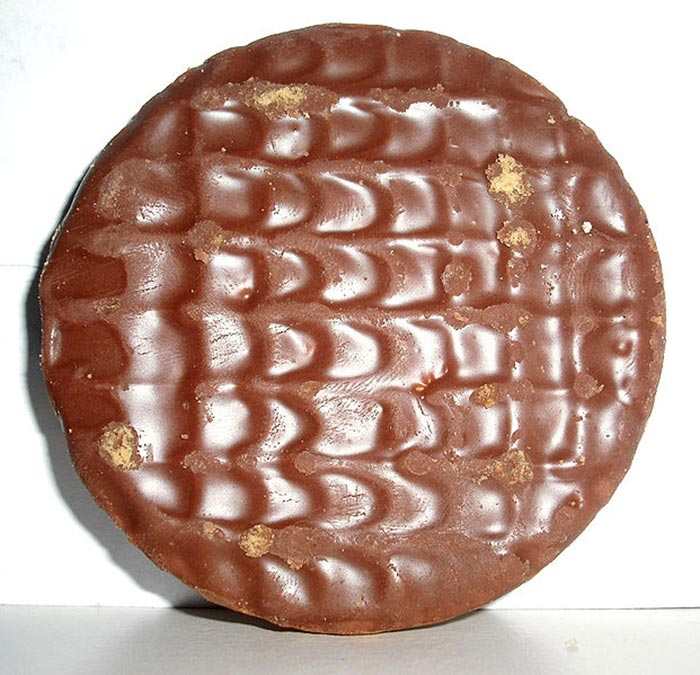 Who doesn't love a nice chocolate digestive biscuit?