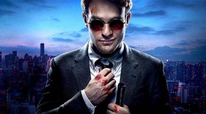 Daredevil season 3 on UK Netflix