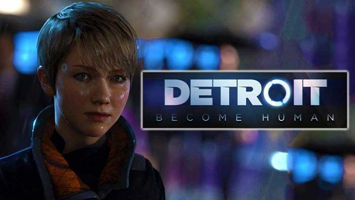 Detroit Become Human Game