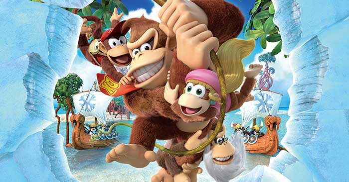 Donkey Kong Tropical Freeze Game