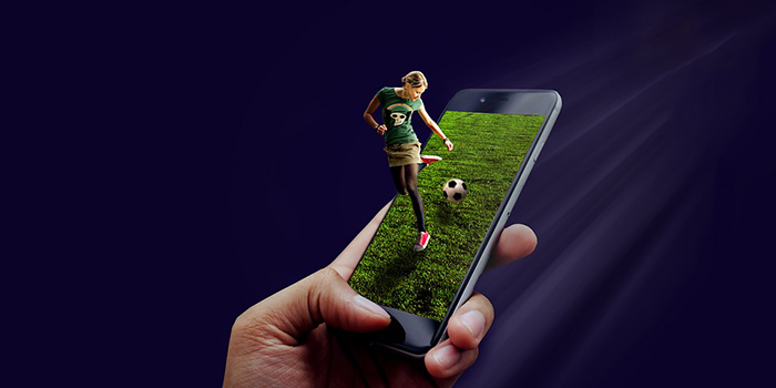 Football on your smartphone or big screen
