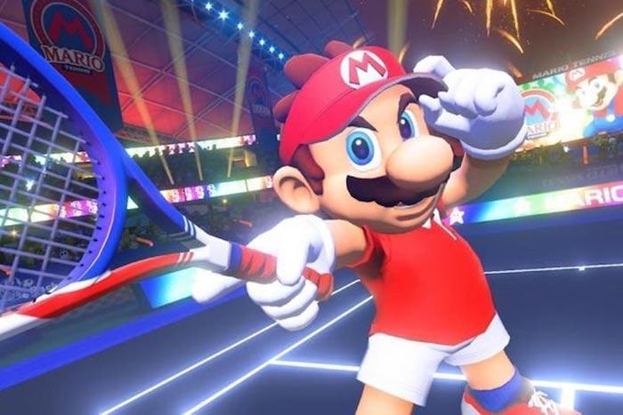 Mario Tennis Aces Game
