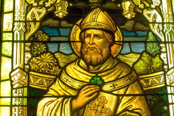 Who was St Patrick?