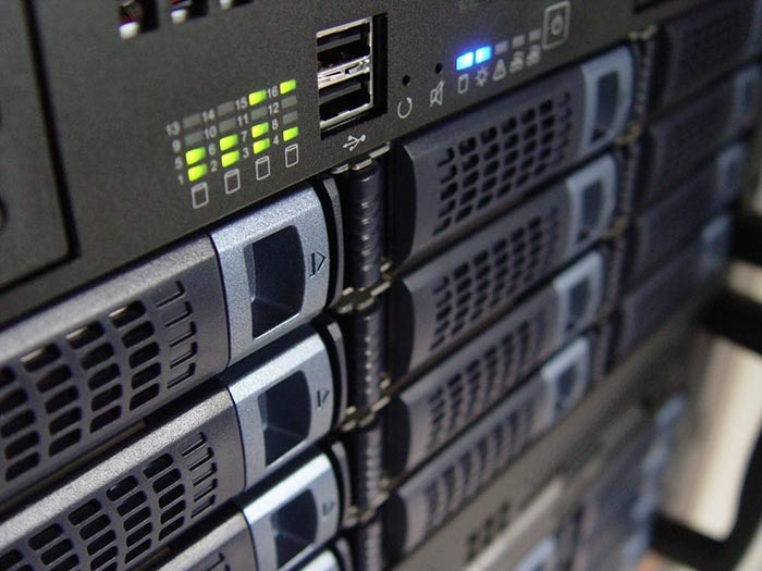 What is web hosting and how do servers work?