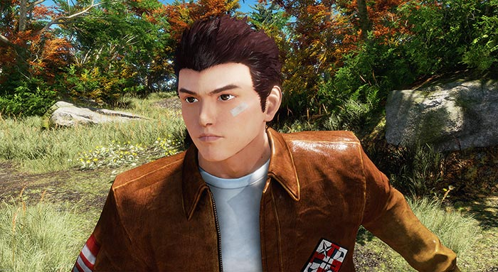 Shenmue 3 game 2018